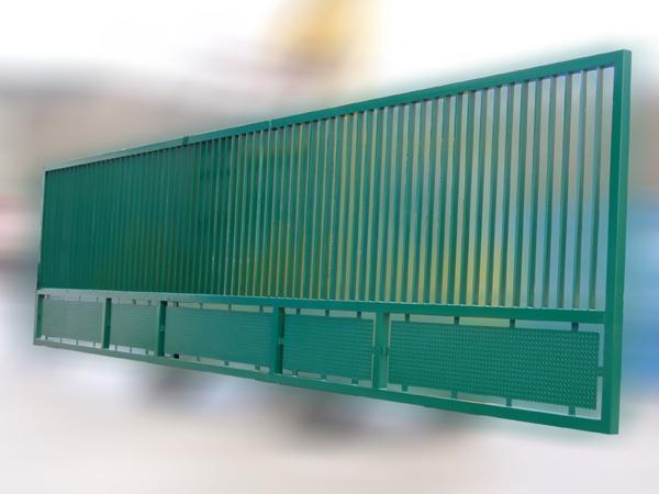 Cancello Industriale automatizzato - foto 1