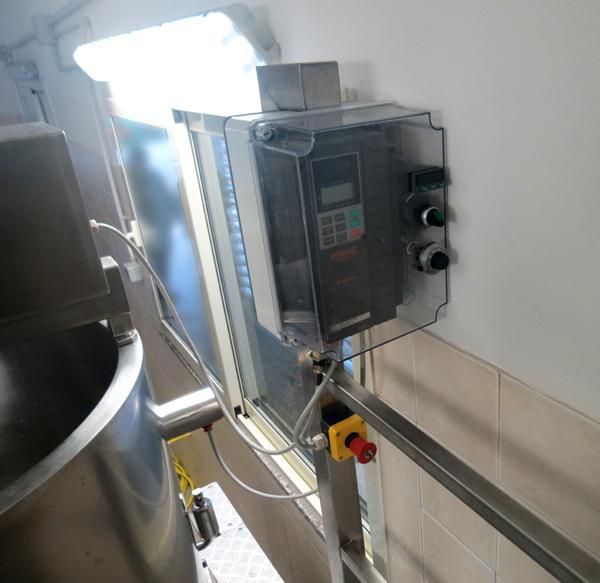 Polivalente in acciaio INOX alimentata a gas - foto 3