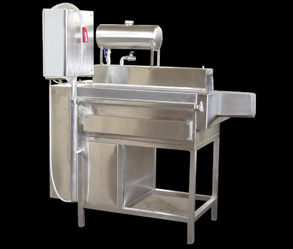 Lavaformaggi computerizzato in acciaio INOX - foto 1