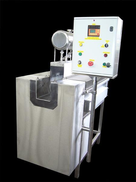 Lavaformaggi computerizzato in acciaio INOX - foto 2