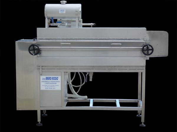 Lavaformaggi analogica in acciaio INOX - foto 1