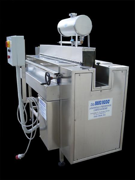 Lavaformaggi analogica in acciaio INOX - foto 2