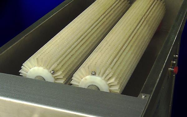 Lavaformaggi in acciaio INOX con spazzole a vista - foto 2