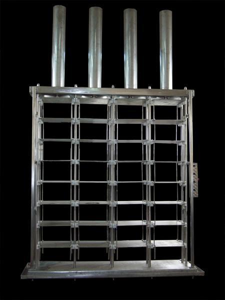 Pressa multilivello per formaggi - in acciaio INOX - foto 1