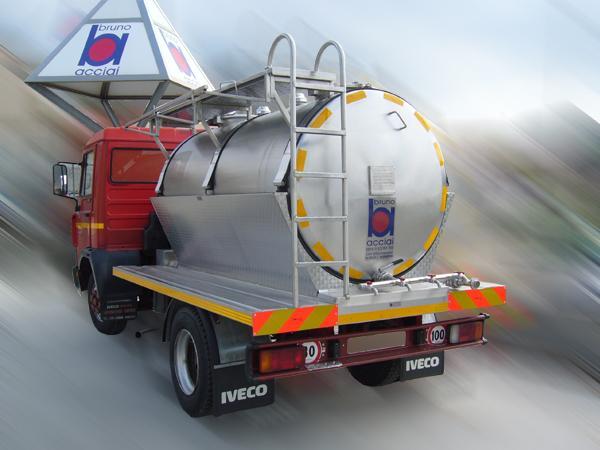 Autocisterna Trasporto acqua potabile - foto 1
