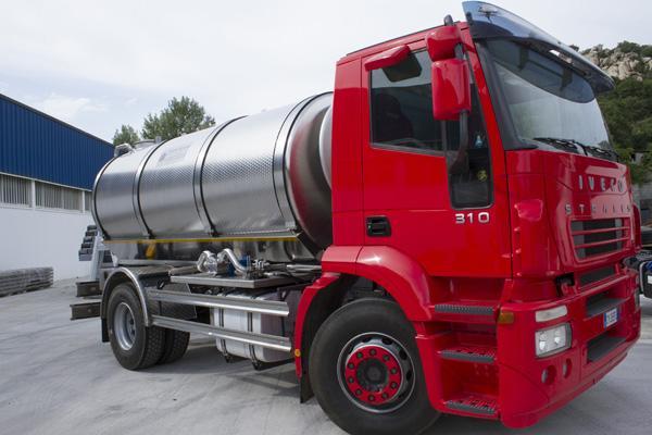Autobotte trasporto trasporto Liquidi 10K - foto 2