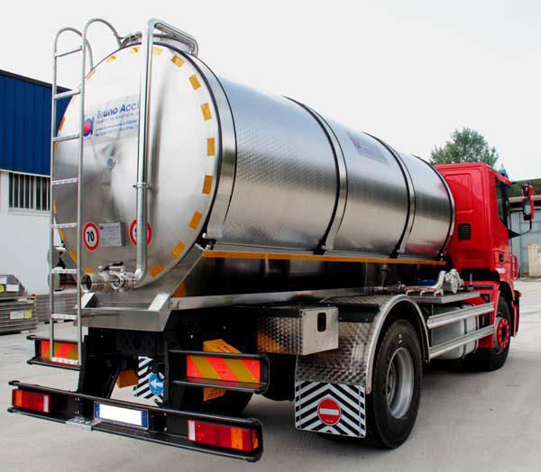 Autobotte trasporto trasporto Liquidi 10K - foto 3