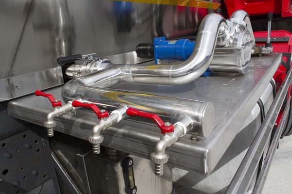 Autobotte trasporto trasporto Liquidi 10K - foto 4