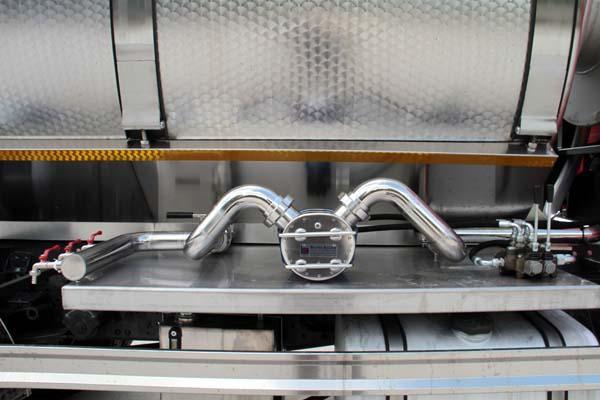 Autobotte trasporto trasporto Liquidi 10K - foto 8