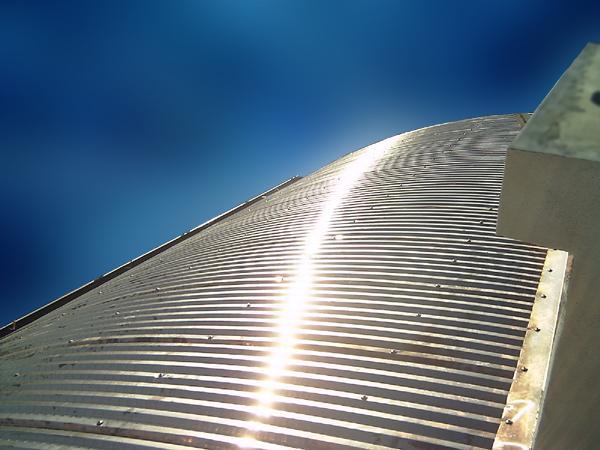 Copertura tetti in rame - foto 1