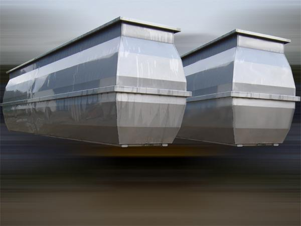 Mega Vasca in acciaio INOX - foto 2