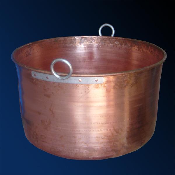 Pentoloni da 500 litri in rame - Lapiolu - foto 1