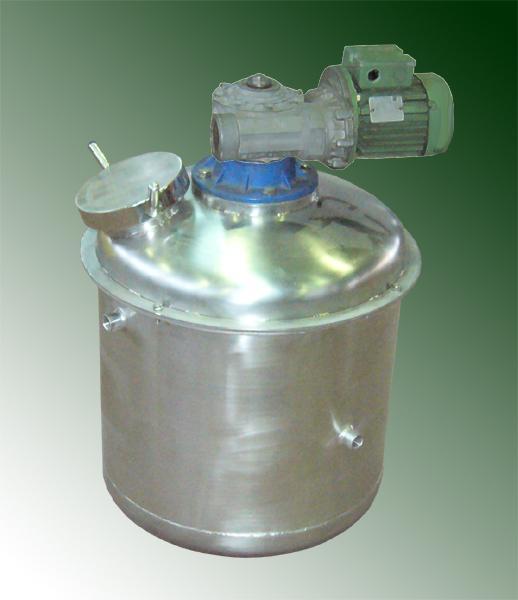 Pentolone in acciaio INOX per la lavorazione della Birra - foto 1