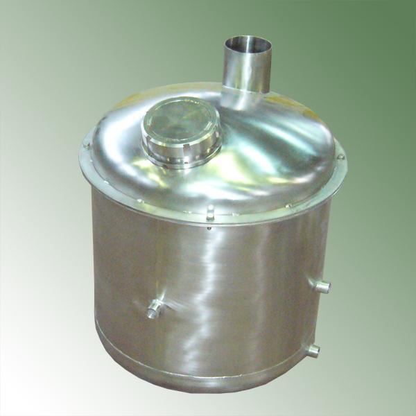 Pentolone in acciaio INOX per la lavorazione della Birra - foto 2
