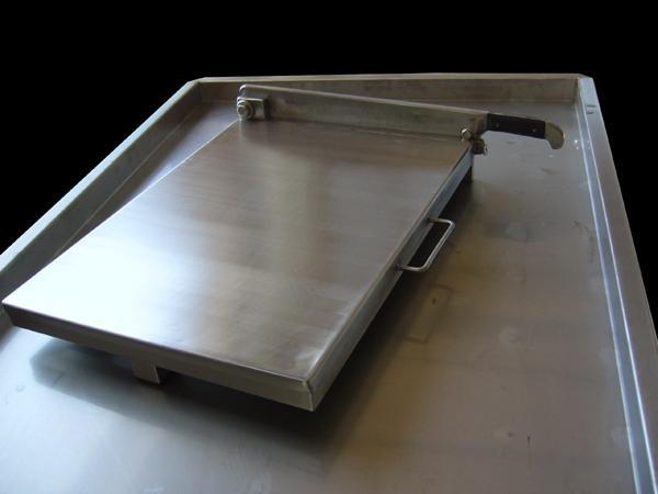Coltello Tagliacarne in acciaio INOX  - foto 2