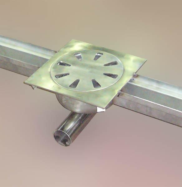 Pozzetti a canaletta in acciaio INOX - foto 2