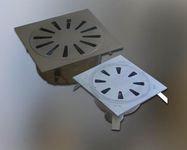 Pozzetti antiratto in acciaio INOX - foto 1