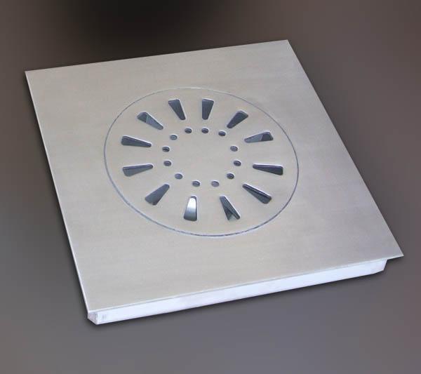 Pozzetti in acciaio INOX con barriera antiodore - foto 1