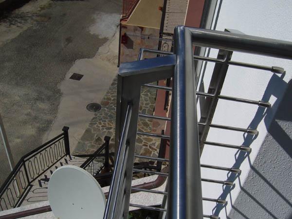 Righiere e corrimano da esterno in acciaio INOX - foto 4