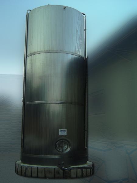 Silos per lo stoccaggio del latte - acciaio INOX - foto 1