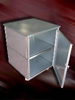 foto del prodotto Mobiletti per ufficio a carrello - in acciaio INOX