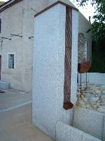 foto del prodotto Fontana di Orani in granito e acciaio COR-TEN