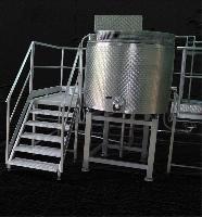 foto del prodotto Polivalente in acciaio INOX per caseifici